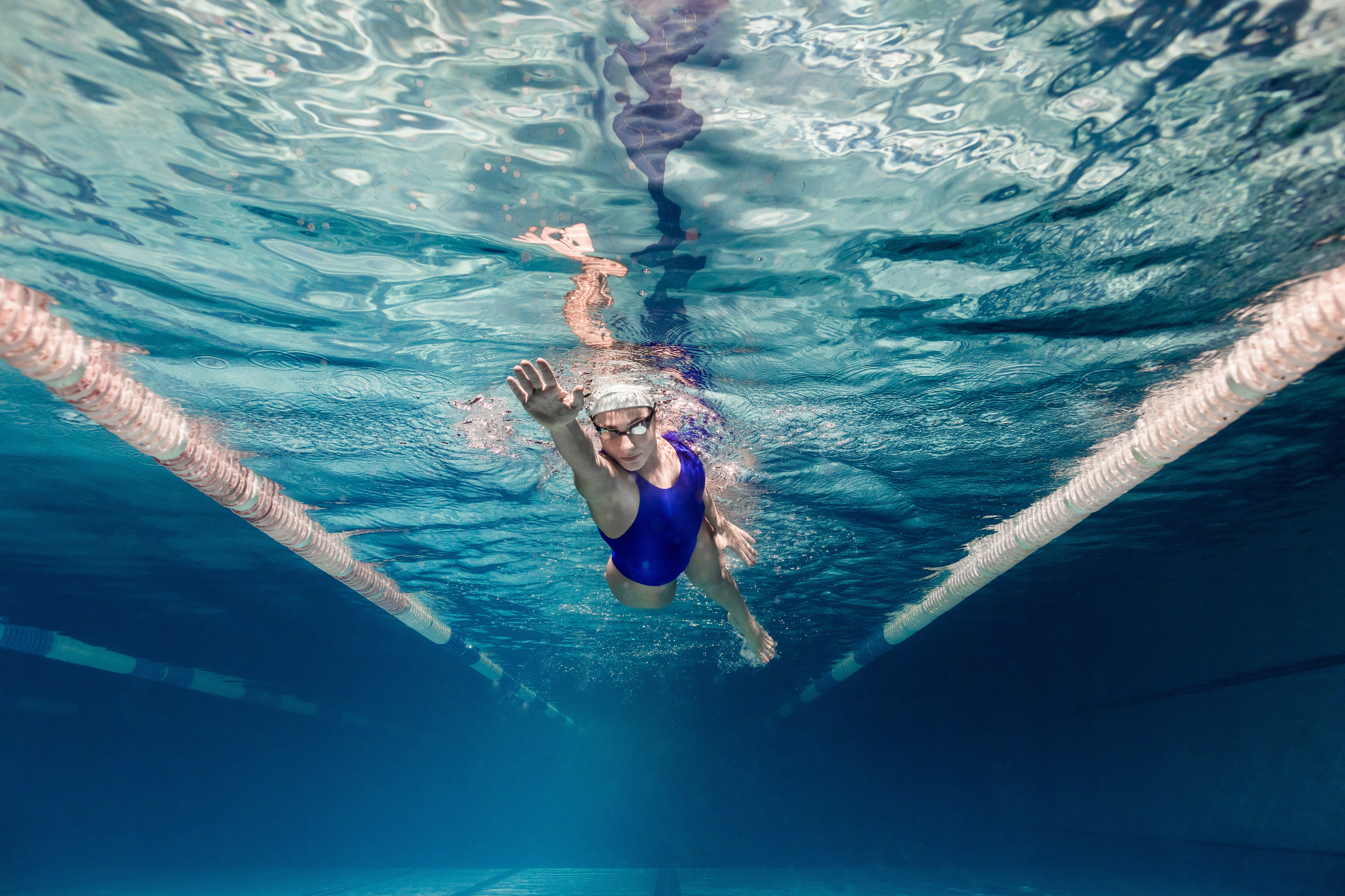Competitive Swimmer 2 hour analysis