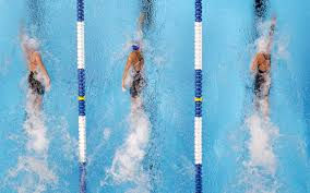 Competitive swimmer 1 stroke analysis