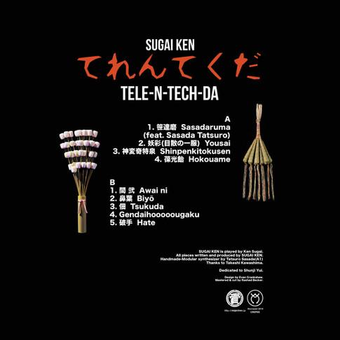 "Sugai Ken ""Tele-N-Tech-Da"""