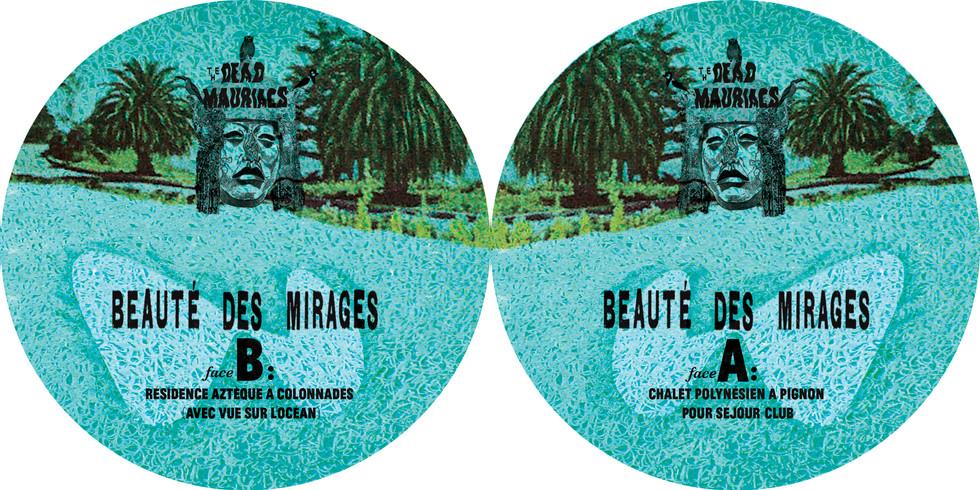 """The Dead Mauriacs, """"Beauté Des Mirages"""""""