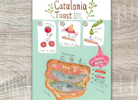 Catalonia Toast