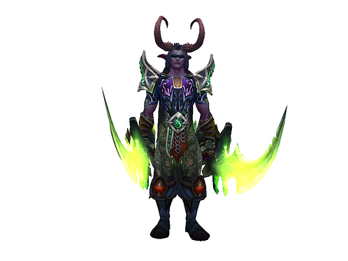 Warglaives of Azzinoth DH