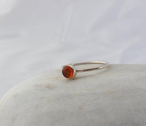 Amber wee ring