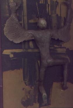 Карабкающийся Икар איכרוס מטפס