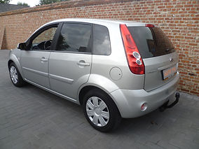 Ford Fiesta Detailed