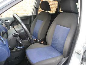 Ford Fiesta Interior Detail