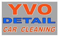 yvo car detail logo