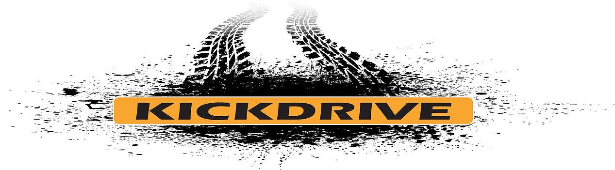 KICKDRIVE Tire Tracks - Album Cover - Ma