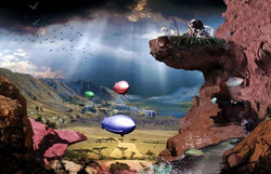 My first Matte Painting