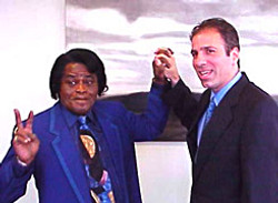 James Brown and David Pullman