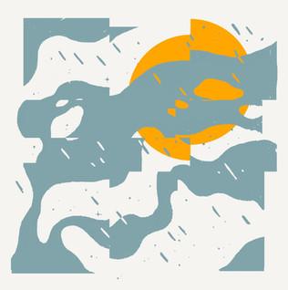 Stormy Weather // Alicia Pangman — Illustration