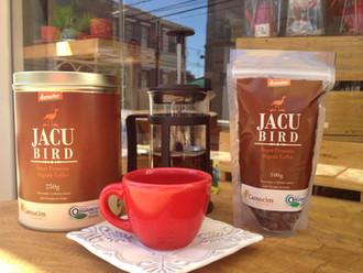 O café do Jacu