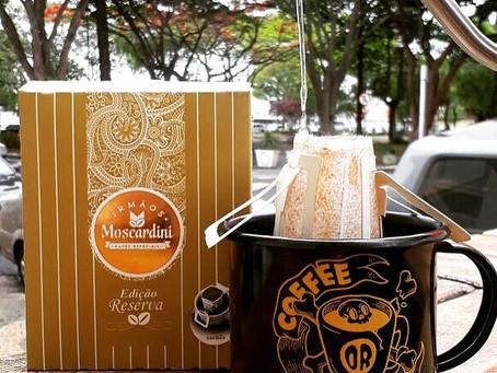 Drip Coffee: o café mais prático!