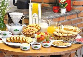 Almoço em Franca