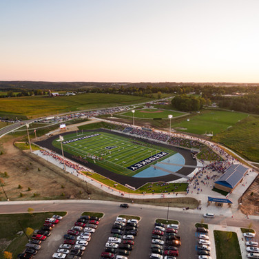 Petoskey High School Stadium