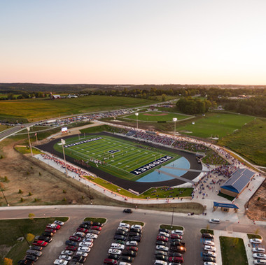 Petoskey High School Stadium