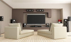 Home Theatre Automation