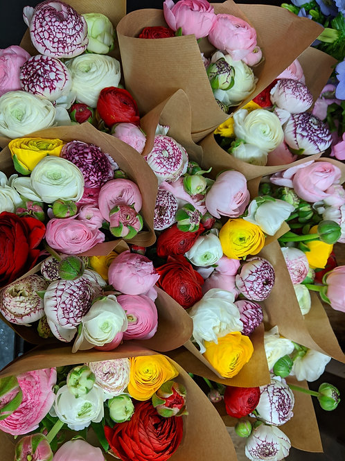 Subscription Floral Happiness Bunches