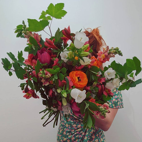 Bespoke Seasonal Bouquet