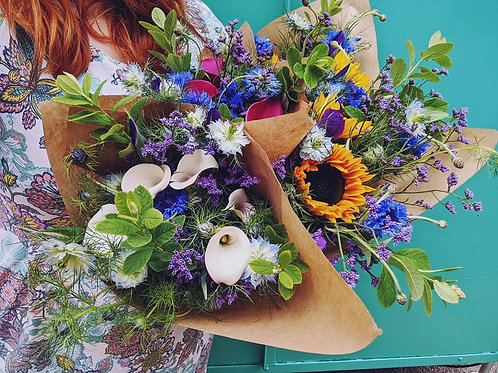 Floral Happiness Bunches