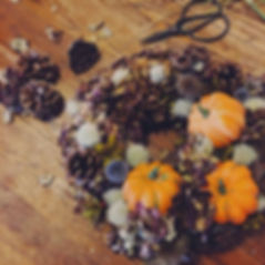 Foraging, gathering and harvesting. And