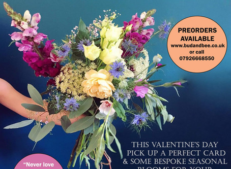 Pop Up Flower Shop