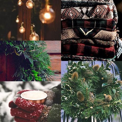 Winter Wreath Workshops