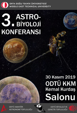 Konferans Afişi