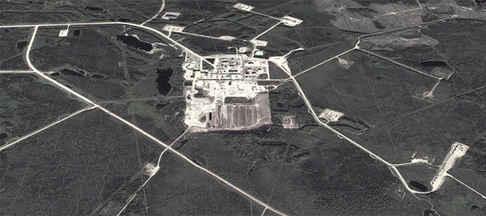 Three Creeks Power Plant