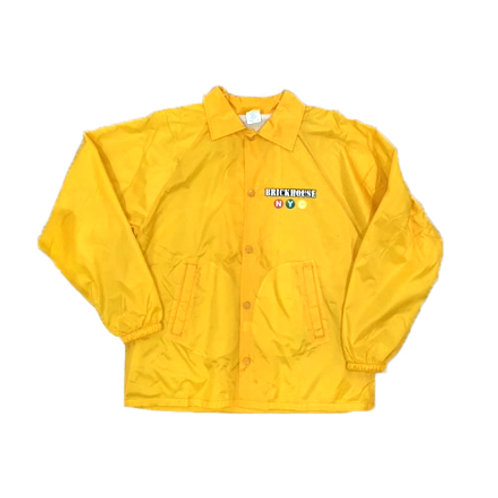 BRICKHOUSE WINDBREAKER (YELLOW)