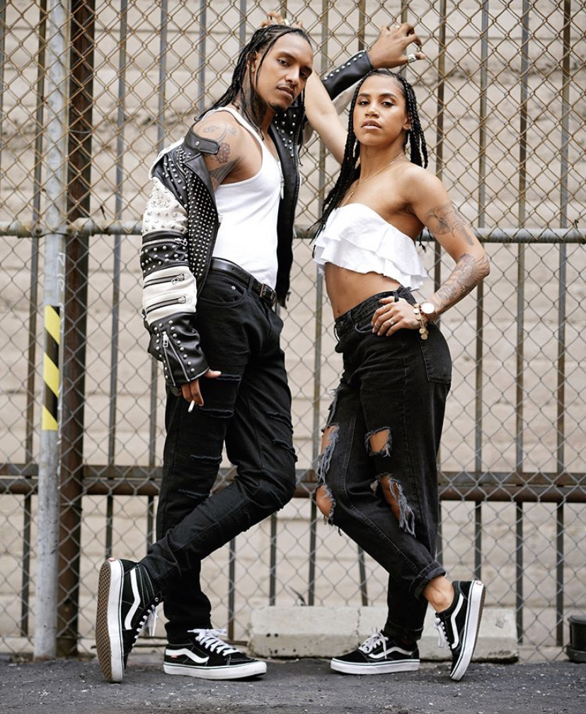 Luz & Noel Frias