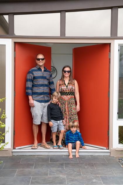 Cristina Schaffer Photography Front Porch Portraits