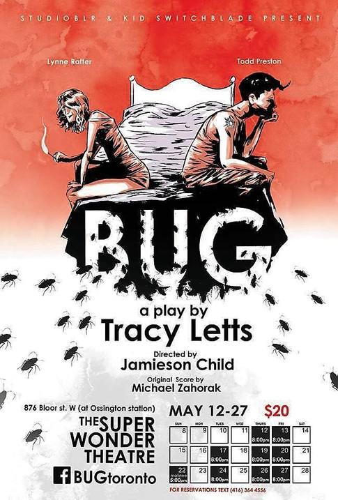 Bug play poster