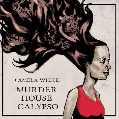 Pamela White album cover