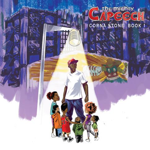 Capeech album cover