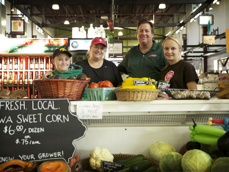 "Successful local business ""hatching"" from the Market"