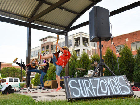 Rock the Block and Meet Me at the Market are returning to NewBo City Market this summer