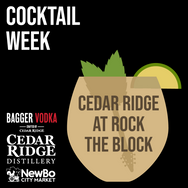 Cocktail Week Rock the Block