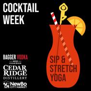 Cocktail Week Yoga