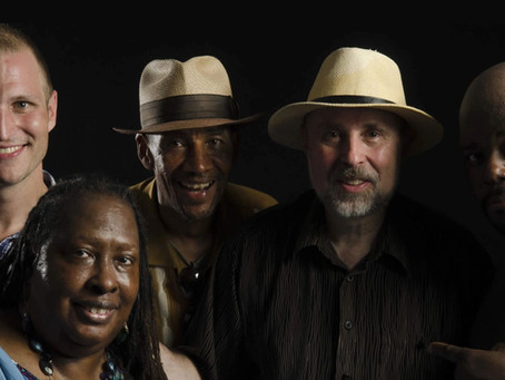 Mississippi Heat first band featured in CSPS + NBCM concert series