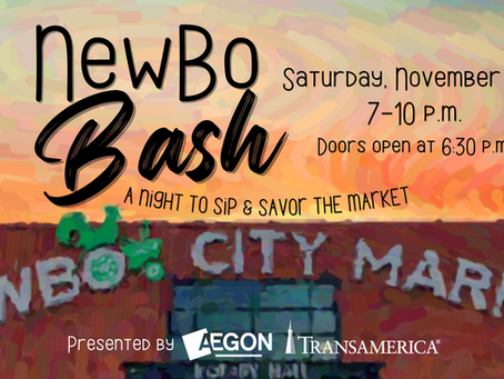 NewBo Bash is Back at NewBo City Market