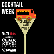 Cocktail Week NewBo Lawn Party