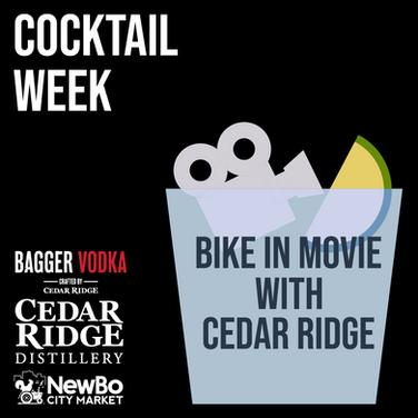 Cocktail Week Movie Night