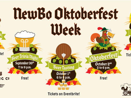 NewBo Oktoberfest returns and transforms into week-long celebration