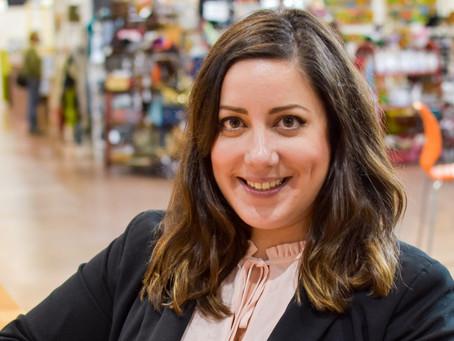 Julie Parisi becomes NewBo City Market's Executive Director