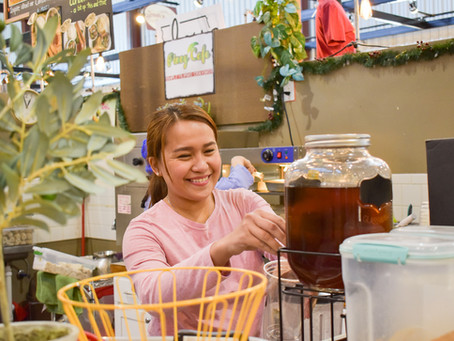 Return to the Market — Pinoy Cafe