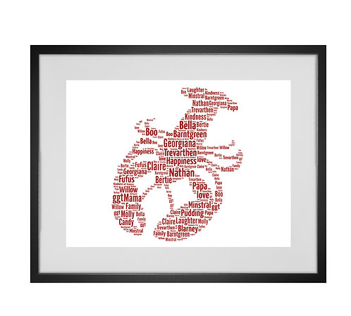 You're My Lobster, Personalised Word Art Gifts, Unique Keepsake gifts, Lobster Word Art, sealife gifts, wedding presents