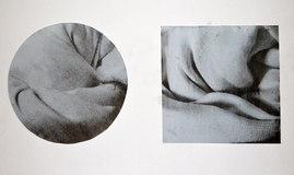 Vacillating Responses, 2017, silkscreen, 3.5x7'