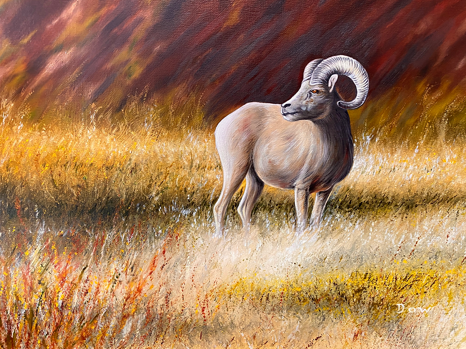 Red Rock Canyon Ram.png