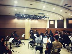 Orchestra d'archi dell'Università